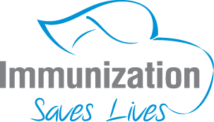 Immunization Saves Lives logo